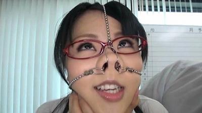 豚鼻フェラ 2