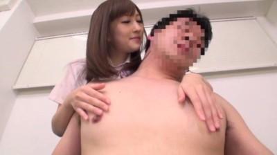 女子校生のささやき淫語手コキ 3