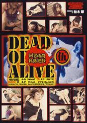 DEAD OR ALIVE M男格闘転落遊戯 伍