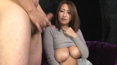 セレブな美人妻のセンズリ鑑賞会 11