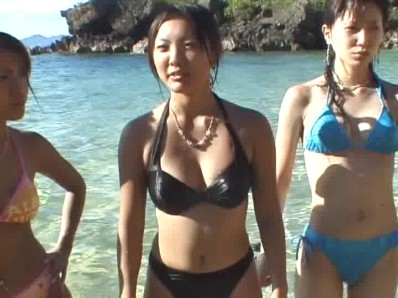 BIKINI-fetish in OKINAWA 1 10