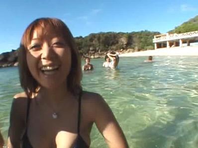 BIKINI-fetish in OKINAWA 1 9