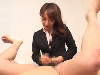 ペニバン美人教師 〜アナル童貞男子生徒の教育指導〜 5