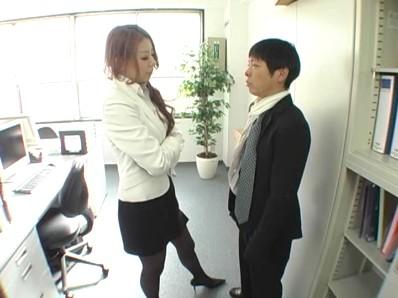 美人秘書 怒りのM男社員責め 5 成島りゅう 2