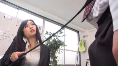 キャリア系OL M男社員スパルタ調教 2 羽月希 2