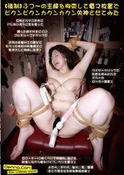 「フェチプラム (強制)ふつ〜の主婦を拘束して電マ放置でビクンビクンカクンカクン失神させてみた」のパッケージ画像