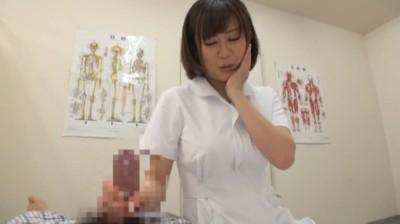 ご奉仕ばかりの毎日でタマっちゃってる白衣の天使は手頃で便利な入院患者の禁欲チ○ポでとりあえずの性欲処理をする 6