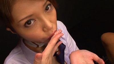 素人汁って素敵◆ 接吻とM男とザーメンを、こよなく愛すスッチーの、全汁飲み干し逆レイプ 滝沢優奈 1