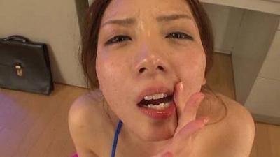 変態ごっくん女の全身舐めまくりSEX 8