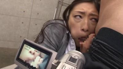 ツン顔でイキガマンするオンナ教師 小早川怜子 5