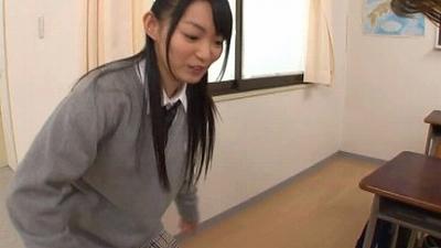 見かけによらないゴックン少女 カマトト優等生は濃い〜のがお好き このは 2