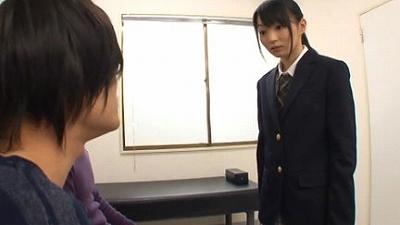 見かけによらないゴックン少女 カマトト優等生は濃い〜のがお好き このは 9
