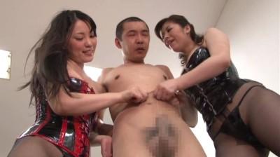 絶対服従!ドSなお姉さん2人のM男責め!! 4 瀬奈ジュン 香山蘭 3