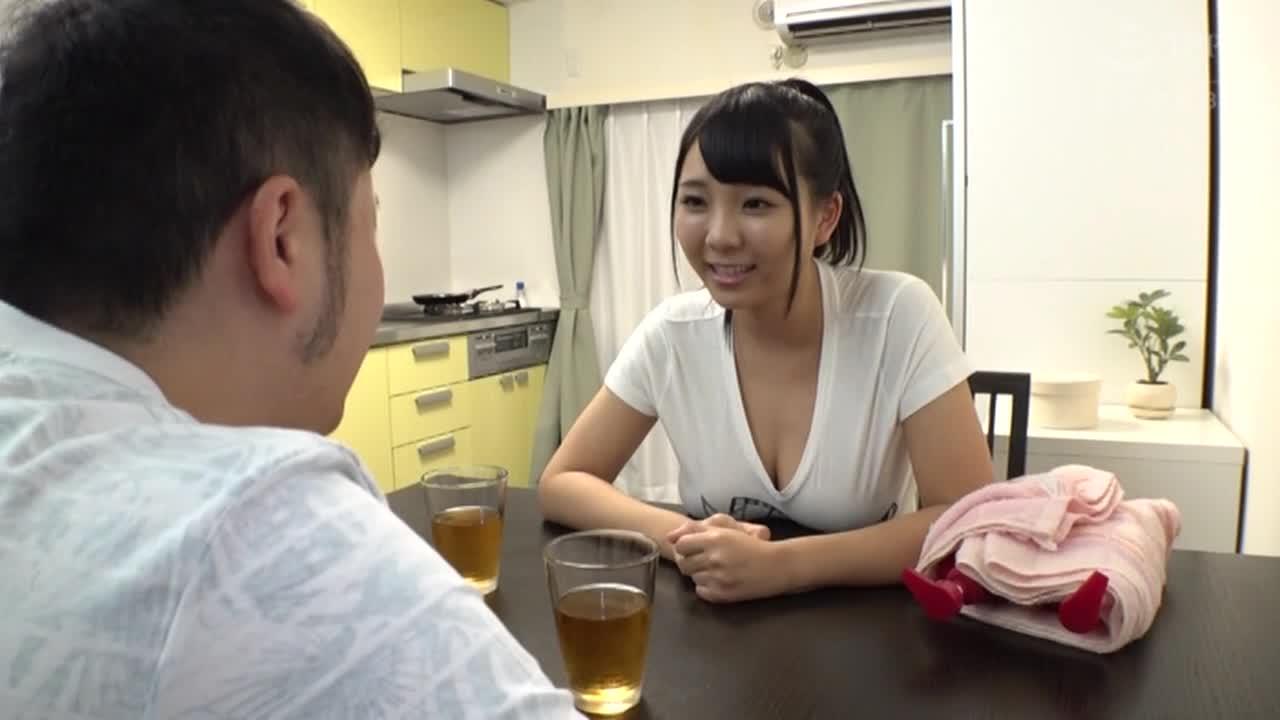 稲場るかの爆乳劇場 Hcup!93cm 1