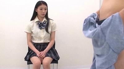 放課後女子校生 センズリ鑑賞アルバイト 12