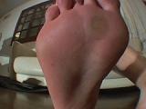 真夏のブーツ 超酸っぱい生足の臭い! 10