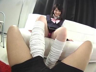 脚でだったらシテやんよ 脚フェチ●交おやじが素人女子達に¥で頼んだ不埒な脚フェチ行為の記録集 7
