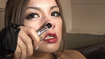 豚鼻ミストレス −鼻フック女王の唾液臭責め地獄− 5