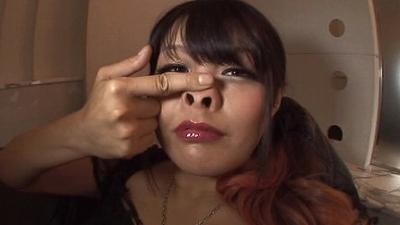 豚鼻ミストレス −鼻フック女王の唾液臭責め地獄− 6