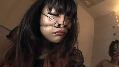 豚鼻ミストレス −鼻フック女王の唾液臭責め地獄− 9