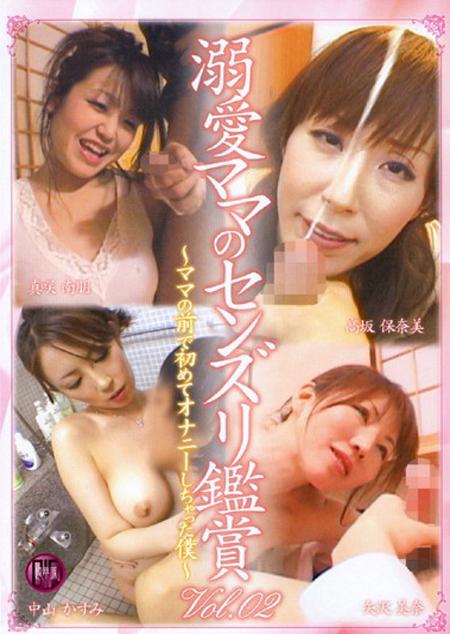 溺愛ママのセンズリ鑑賞 Vol.02