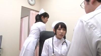 泌尿器科のナースのお仕事 〜こんなオチ●チンで彼女や奥さん満足してますか?〜 5