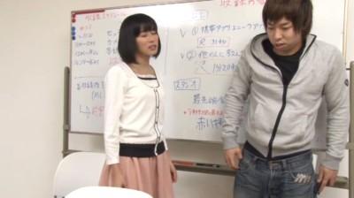 二面性のある女子アナの淫言とADいじめ 大石美咲 12