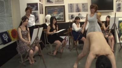 女子大美術部のヌードモデルになった男の悲劇 5