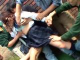 プロから学ぶ女子校生通学路浣腸のヤり方