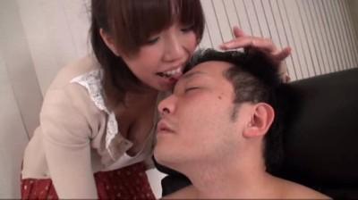 美女24人の濃厚な顔面と鼻舐め 12