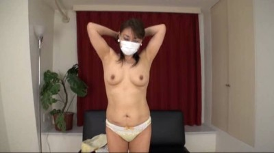女神のヘアヌード マスク女子編 11