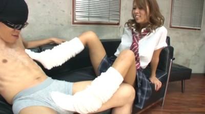 性的倒錯脚コキ 〜卑猥な脚フェティシズム〜 11