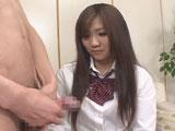 初めて見るセンズリに興奮しちゃった女子校生2...thumbnai11