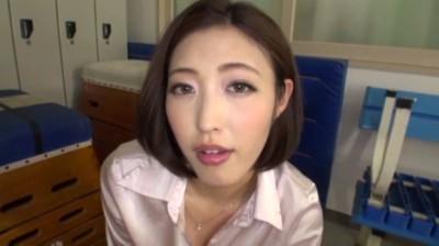 淫語先生とM男 2 水野朝陽...thumbnai5