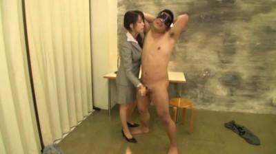 淫語捜査一課 M男強制事情聴取 真木今日子...thumbnai1