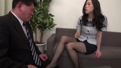 M男と淫語オフィスレディー 二宮和香...thumbnai7