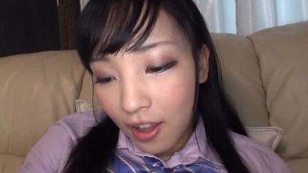 女子校生オマ○コ見せつけ手コキ 5...thumbnai5