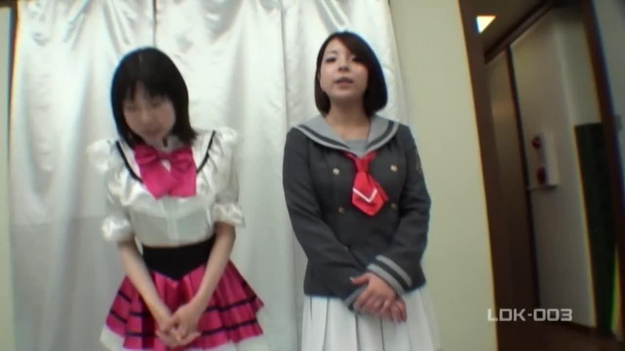 美少女コスプレイヤー ドアップ食い込みパンティ! Vol.3