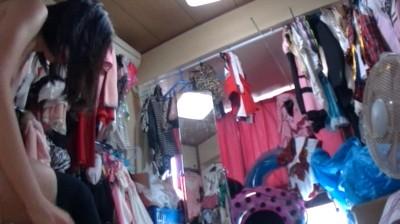 ニーハイ娘の更衣室 5