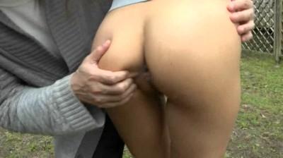 隣の美熟嫁は俺のアナル家政婦!「ふしだらな尻穴を辱めてください」と野外2穴調教懇願!片瀬仁美...thumbnai2