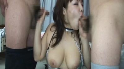 巨乳変態人妻 ザーメンごっくん病院...thumbnai11
