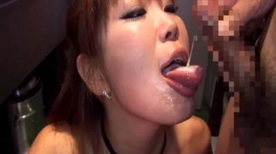 蛇舌!4 フェラ番長ディープ・スロート実技...thumbnai16
