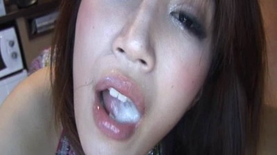 あ〜やらしい!2 目つきエロすぎ精飲大好き女子大生...thumbnai13