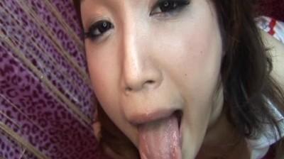あ〜やらしい!2 目つきエロすぎ精飲大好き女子大生...thumbnai4