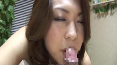 あ〜やらしい!6 爆乳口淫女の口内汁射精...thumbnai14