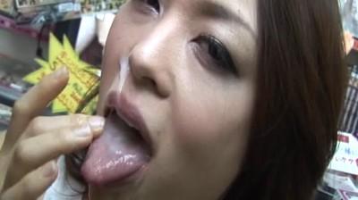 あ〜やらしい!6 爆乳口淫女の口内汁射精...thumbnai3