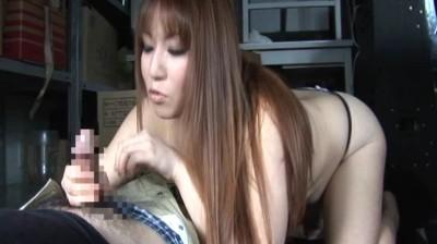 あ〜やらしい!21 喉汁女のヌルヌル糸引きフェラ...thumbnai2
