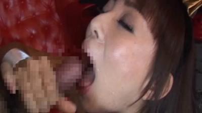 あ〜やらしい!31 ムッチリ汁だく深フェラ娘...thumbnai15