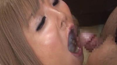 あ〜やらしい!32 逆ナン趣味のアヒル唇精飲ギャル...thumbnai15