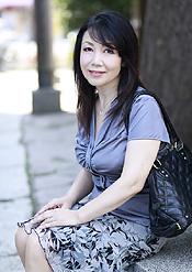 60歳でGカップ柔肌好色未亡人 紗香(60) 1